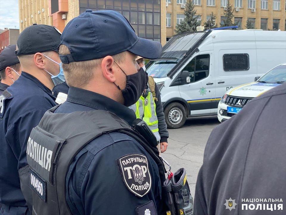 Николаевские полицейские в праздничные дни работают в усиленном режиме, - ФОТО, фото-15