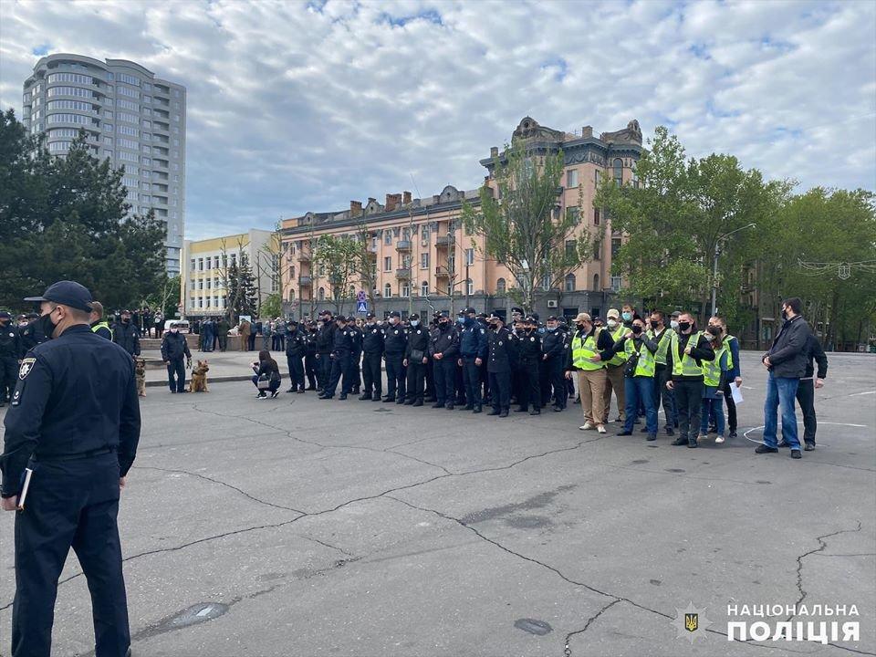 Николаевские полицейские в праздничные дни работают в усиленном режиме, - ФОТО, фото-16