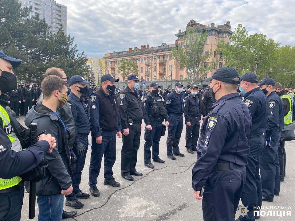 Николаевские полицейские в праздничные дни работают в усиленном режиме, - ФОТО, фото-17