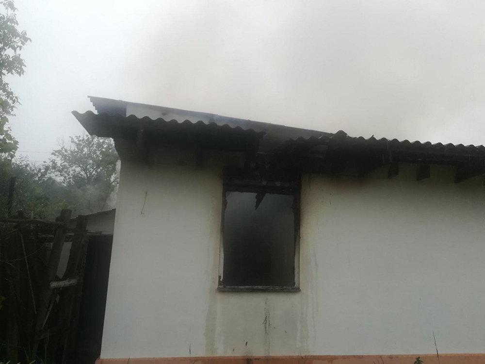 В Николаеве загорелся жилой дом - причины устанавливаются, - ФОТО, фото-4