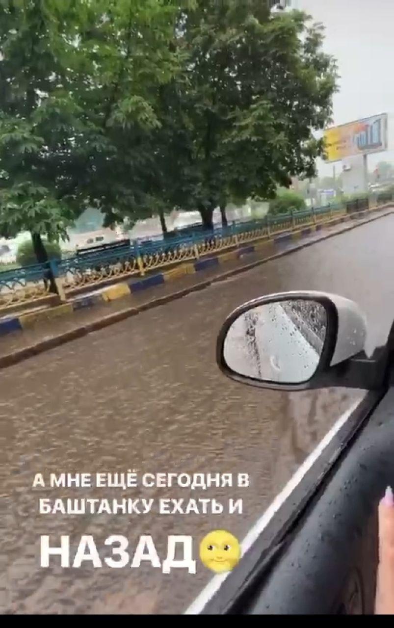 Из-за сильного дождя улицы в Николаеве подтопило, - ФОТО, фото-6