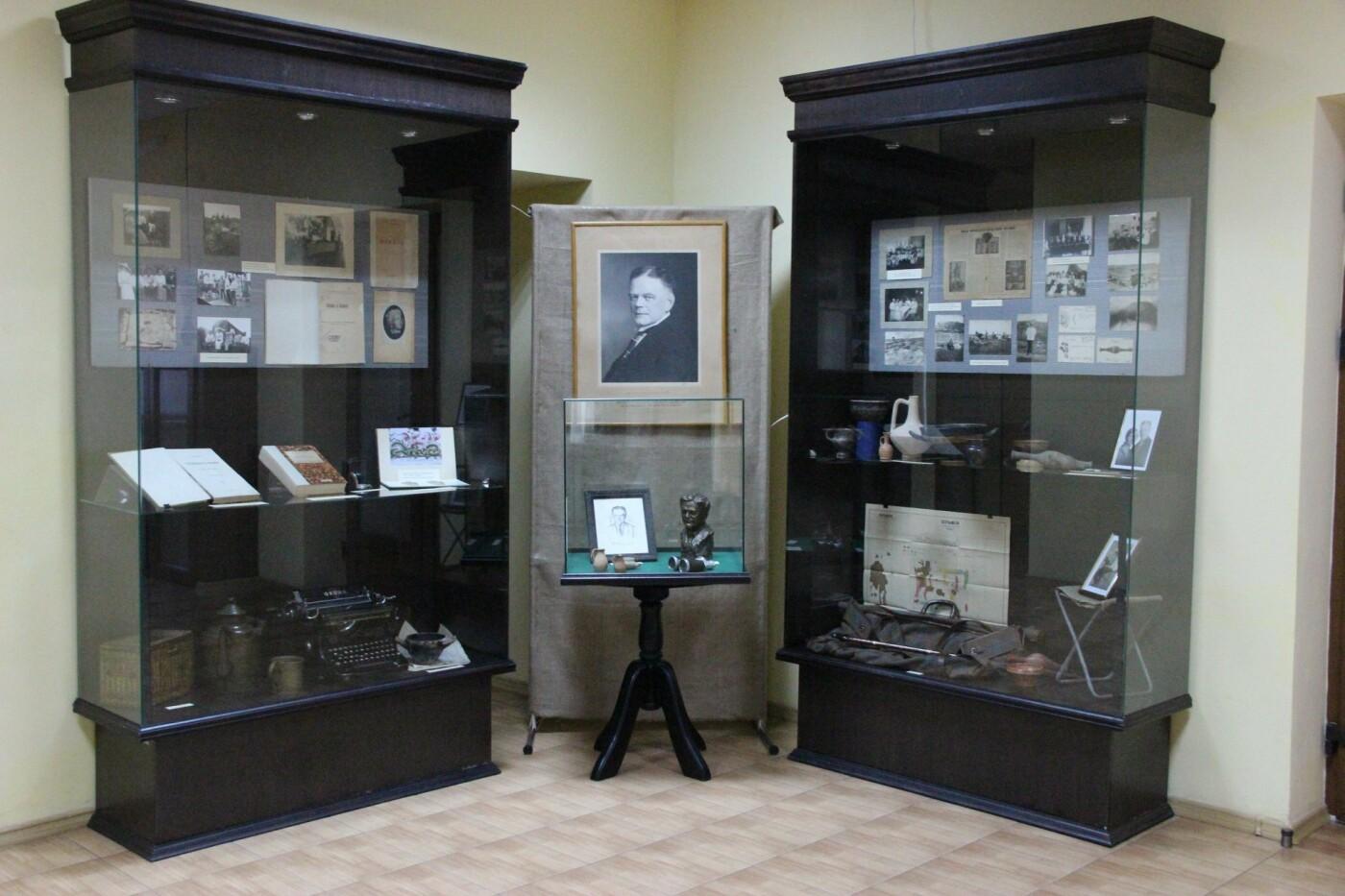 В Николаевском музее открылась выставка о выдающемся исследователе Ольвии, фото-1