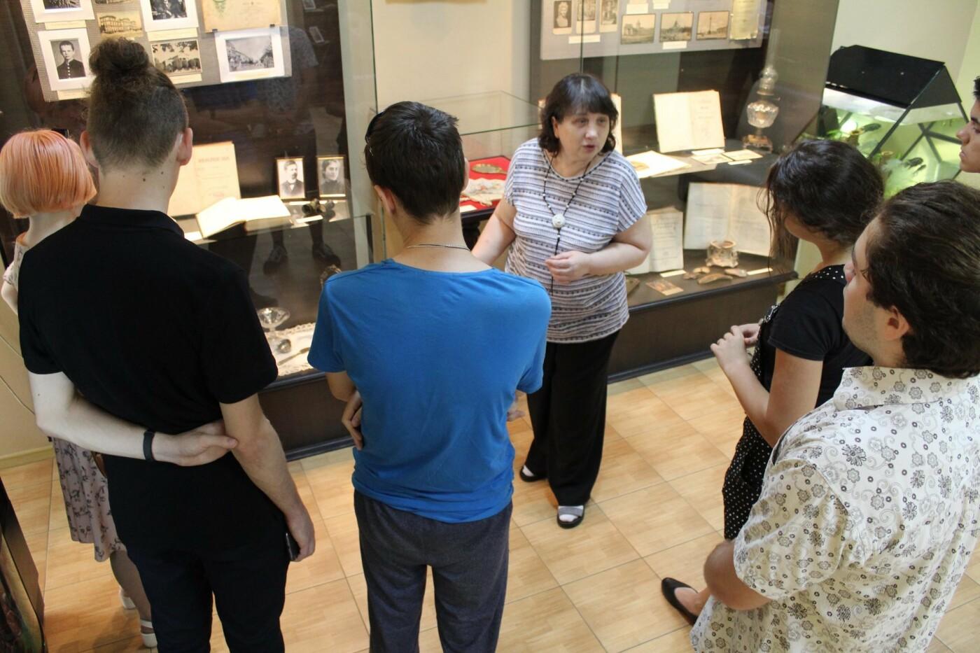 В Николаевском музее открылась выставка о выдающемся исследователе Ольвии, фото-2