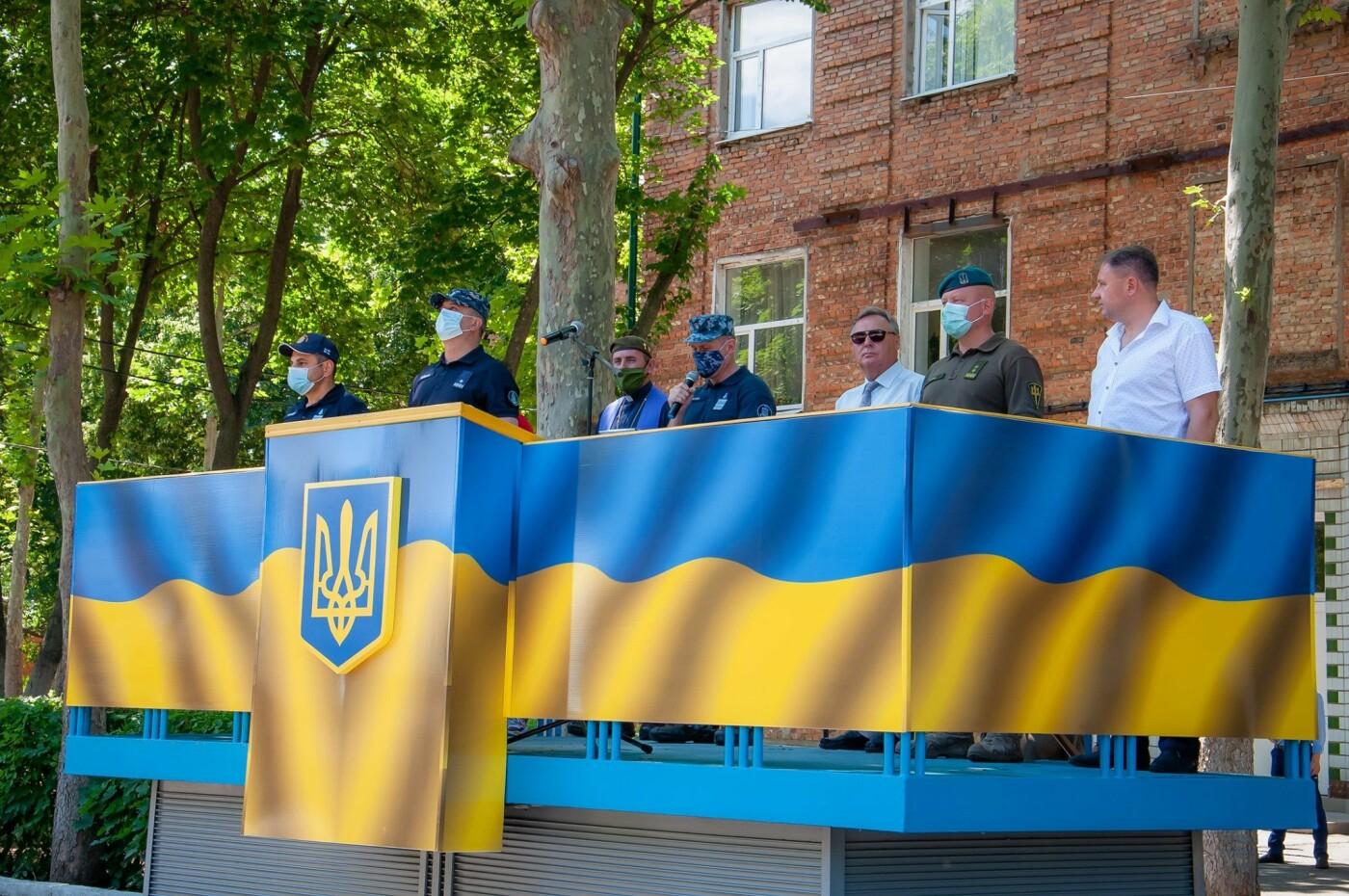В Николаеве открыли школу морского пехотинца на базе учебного центра ВМФ, фото-5