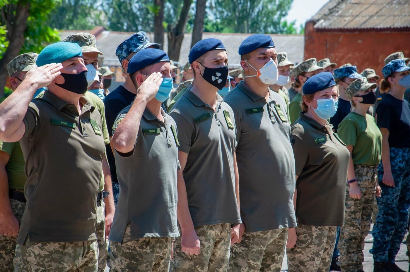 В Николаеве открыли школу морского пехотинца на базе учебного центра ВМФ, фото-4