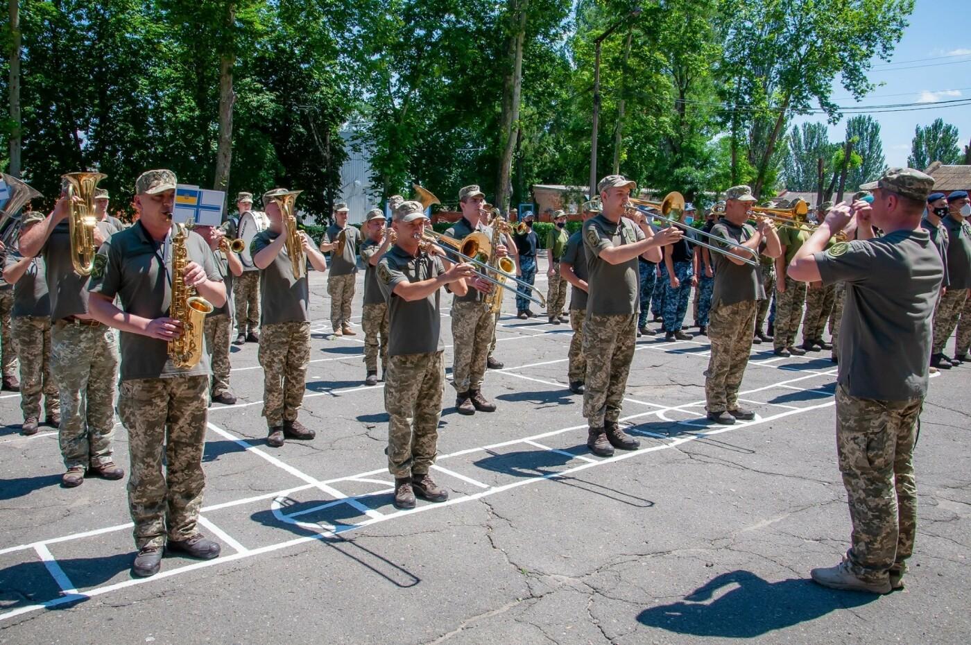 В Николаеве открыли школу морского пехотинца на базе учебного центра ВМФ, фото-3