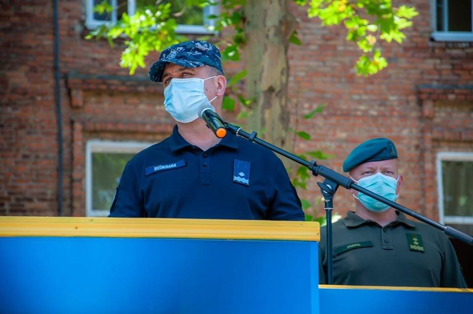 В Николаеве открыли школу морского пехотинца на базе учебного центра ВМФ, фото-2