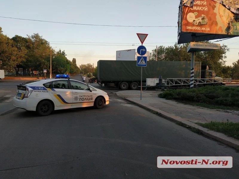 В Николаеве самопроизвольно развелся Ингульский мост, фото-5