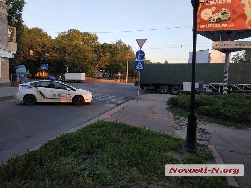 В Николаеве самопроизвольно развелся Ингульский мост, фото-6
