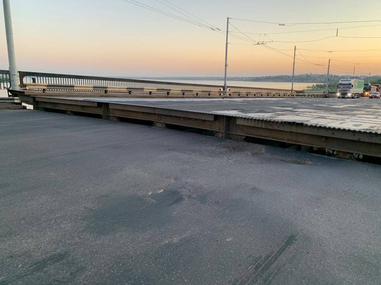 Мэр Николаева винит САД в саморазведении моста: САД сообщает, что о работах властям было известно, фото-1