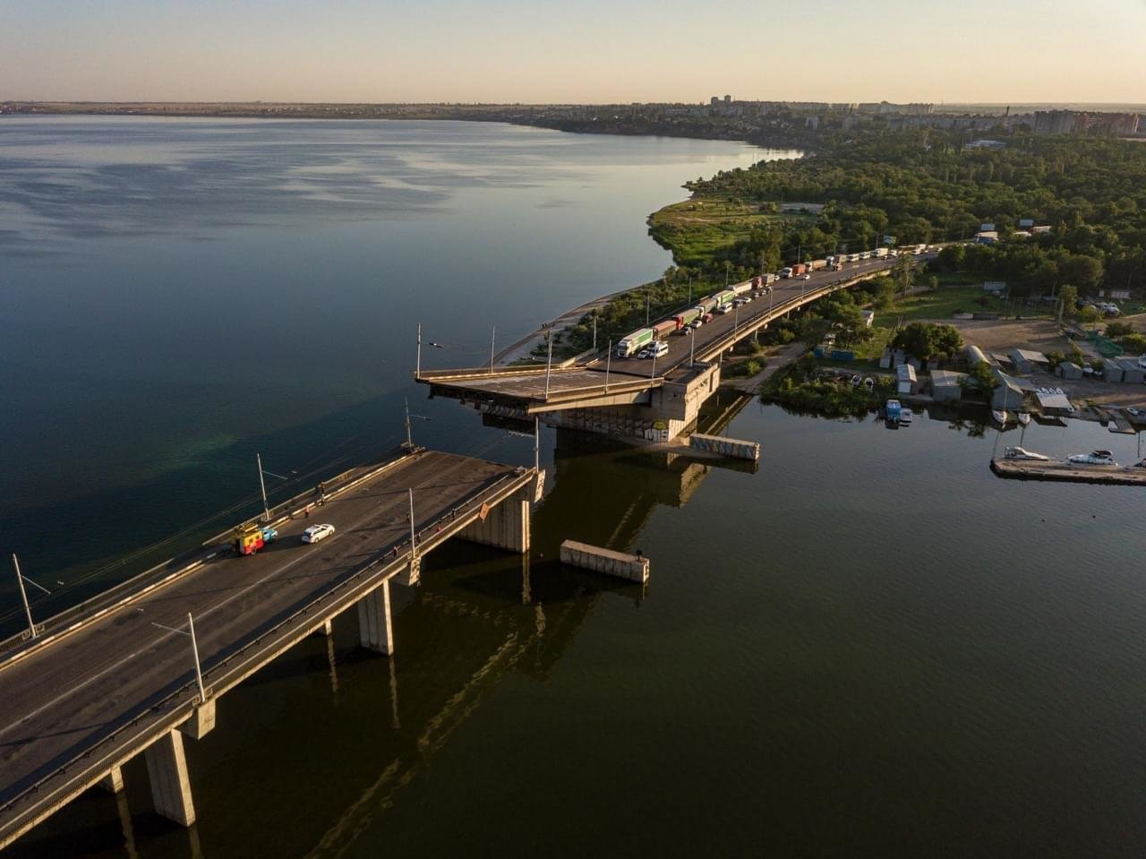 Мэр Николаева винит САД в саморазведении моста: САД сообщает, что о работах властям было известно, фото-2