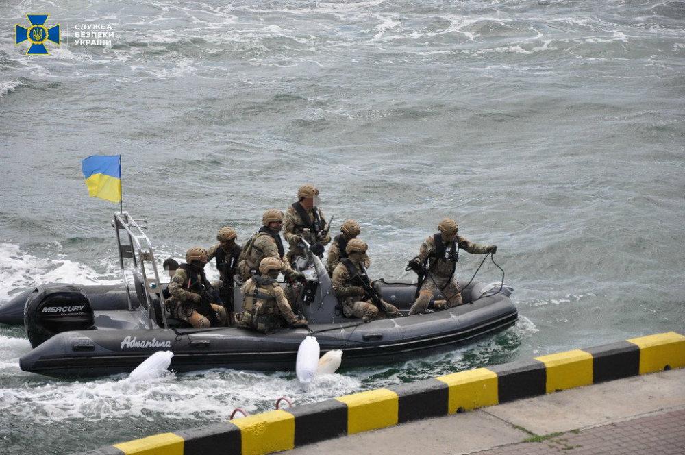 В Николаевской и Одесской областях прошли  антитеррористические учения, - ФОТО, ВИДЕО, фото-2