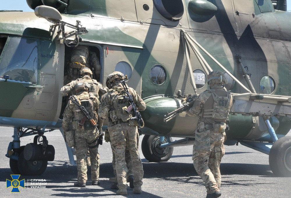 В Николаевской и Одесской областях прошли  антитеррористические учения, - ФОТО, ВИДЕО, фото-5