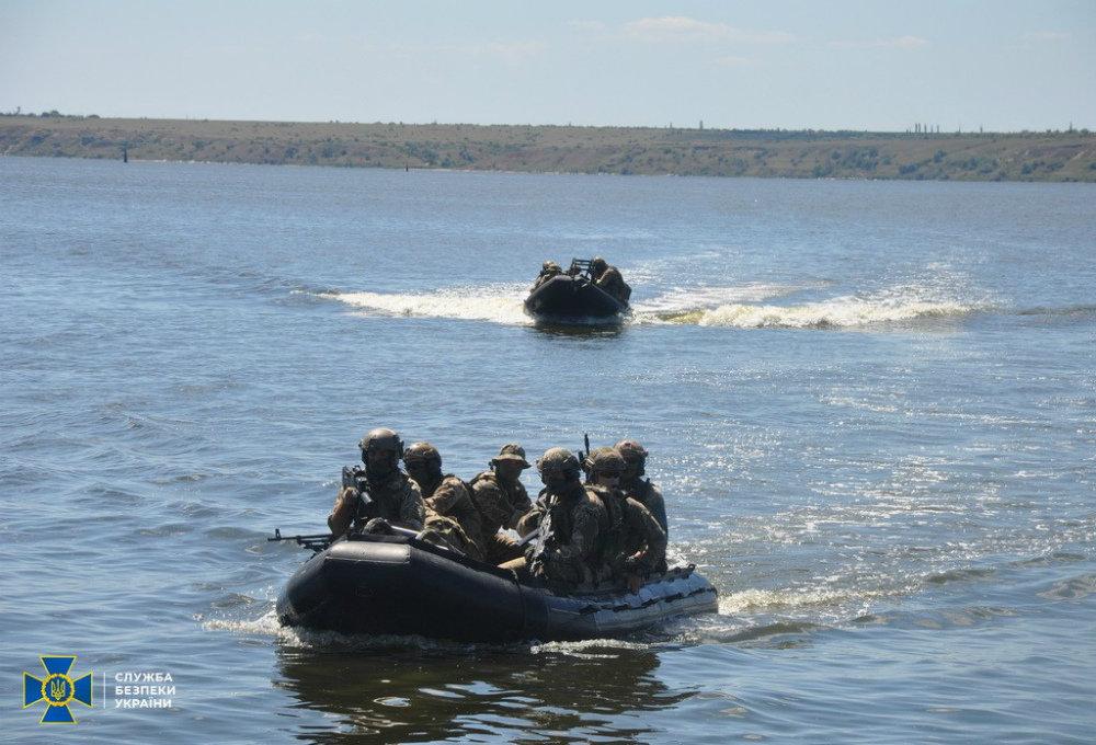 В Николаевской и Одесской областях прошли  антитеррористические учения, - ФОТО, ВИДЕО, фото-6