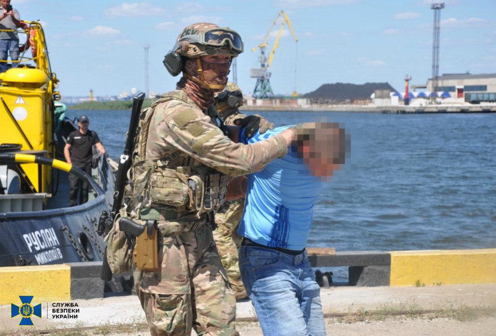 В Николаевской и Одесской областях прошли  антитеррористические учения, - ФОТО, ВИДЕО, фото-8