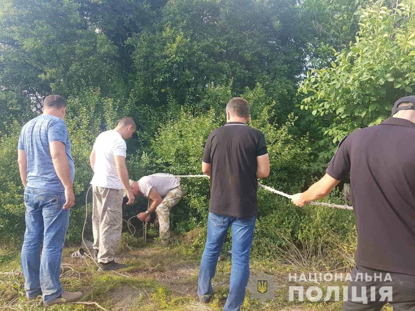 В Николаевской области разыскиваемого мужчину нашли в колодце, фото-2