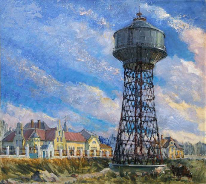 Для николаевцев: собери Шуховскую башню, - ПАЗЛ , фото-1