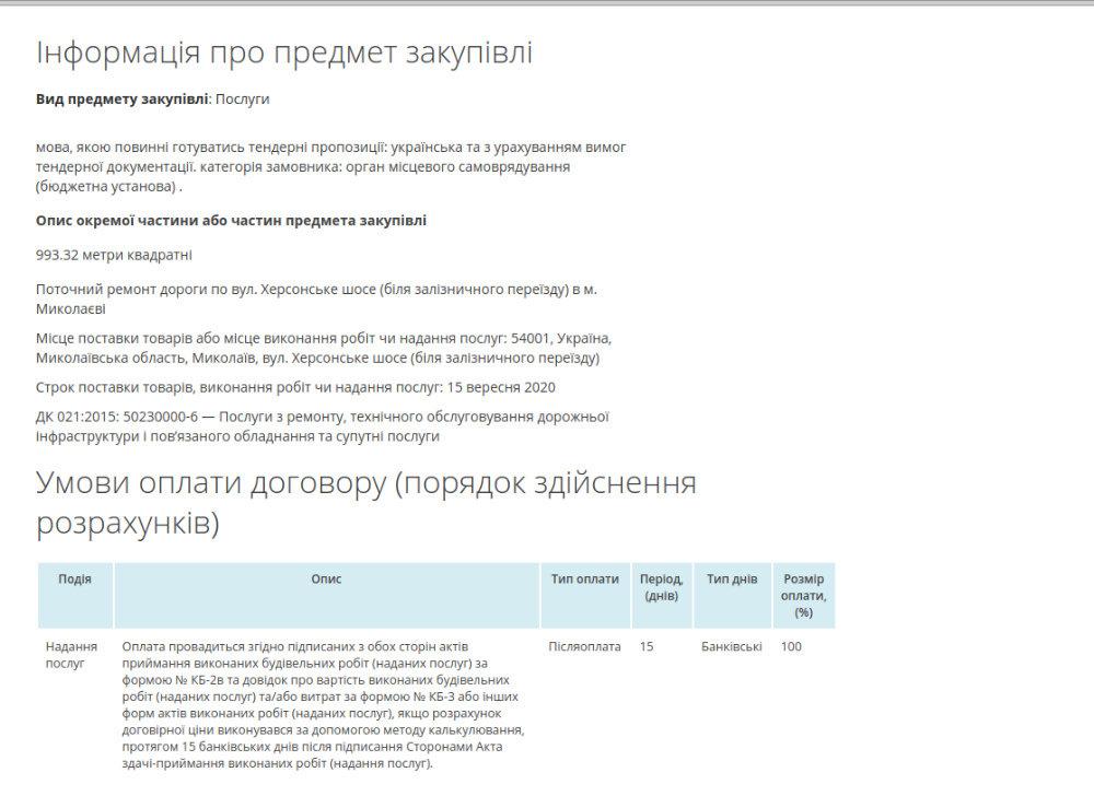 В Николаеве собираются ремонтировать Херсонское шоссе: объявлен тендер, - ФОТО, фото-3