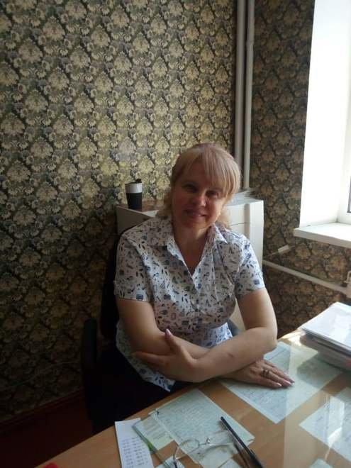 директор Николаевской общеообразовательной школы  І - ІІІ ступеней № 25 Анжела Ивановна Пиляева.