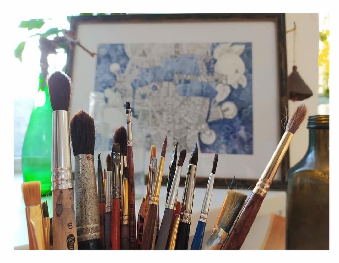 Картина николаевской художницы стала частью проекта #Иммунитет, - ФОТО, фото-3
