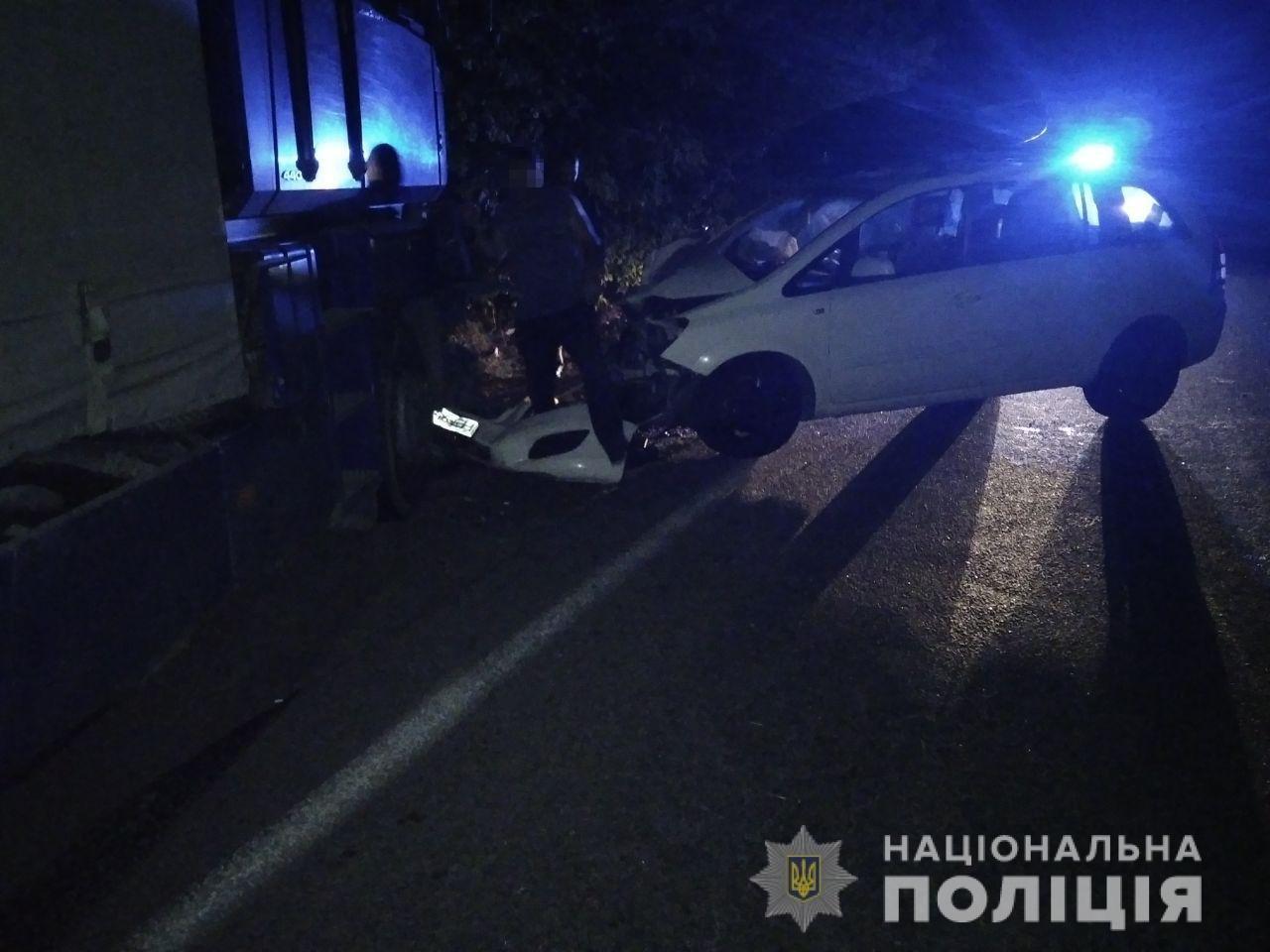 В Николаевской области в результате ДТП травмировалось шесть человек, - ФОТО, фото-1