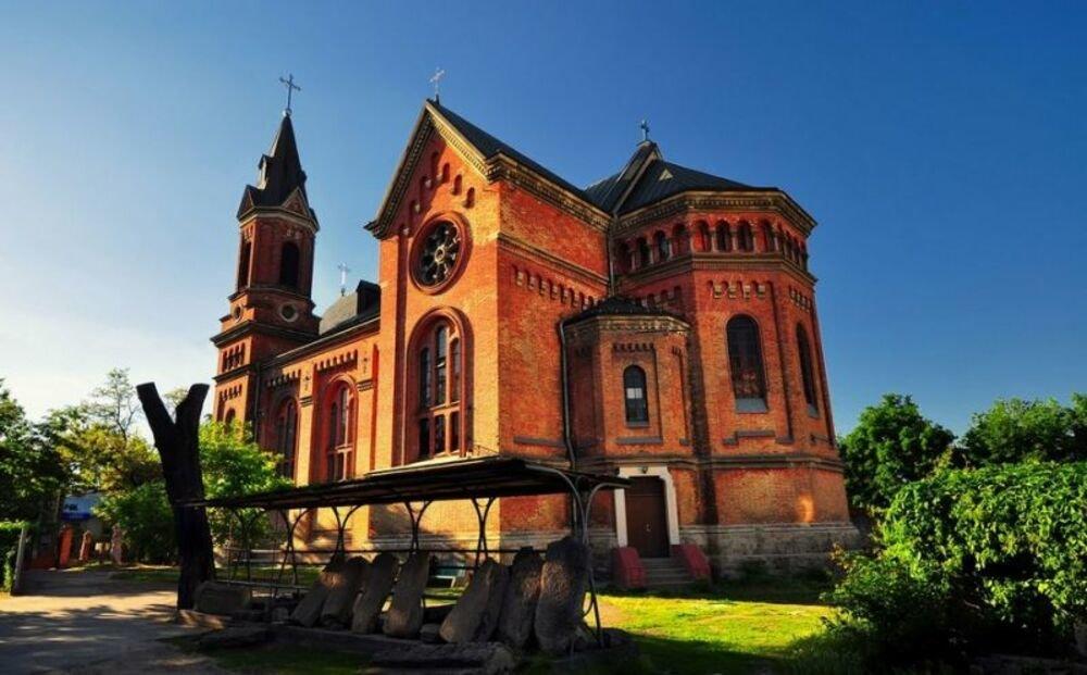 Католический собор Св. Иосифа