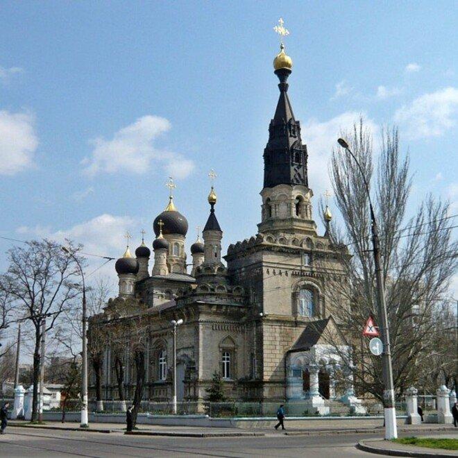 Кафедральный собор Касперовской Иконы Божией Матери