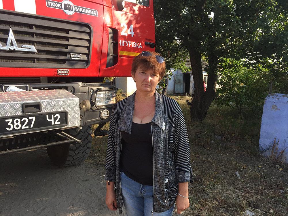 В Николаевской области семейная пара спасла из горящего дома двух пенсионеров, - ФОТО, фото-1