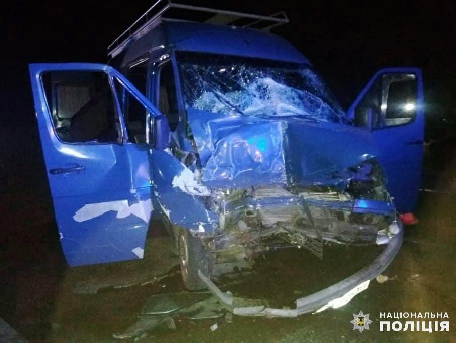 Под Николаевом столкнулись грузовик и иномарка: есть пострадавшие, - ФОТО, фото-4