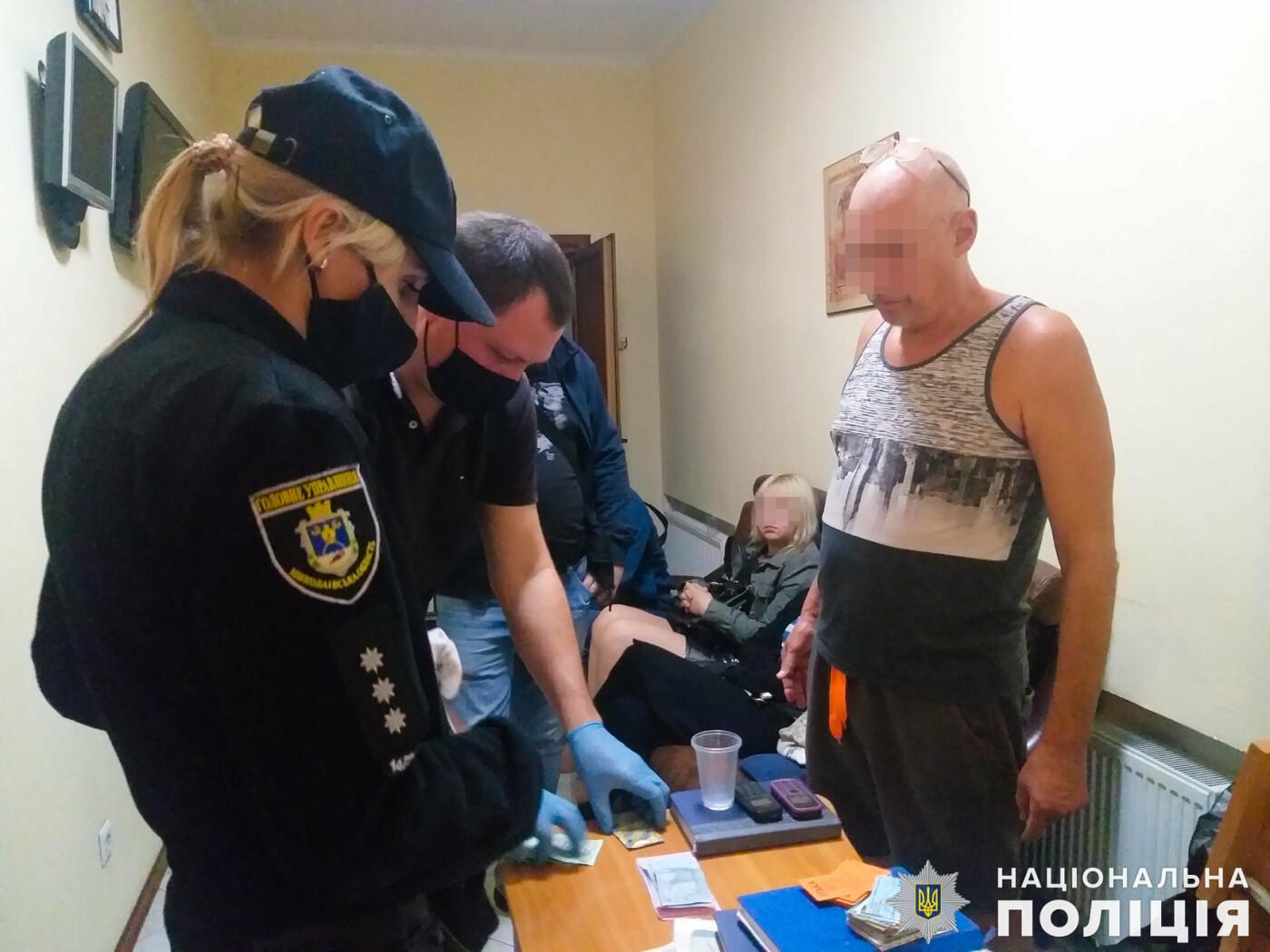 В Николаеве задержали администратора бани, который сводил  проституток с клиентами, - ФОТО, ВИДЕО , фото-7