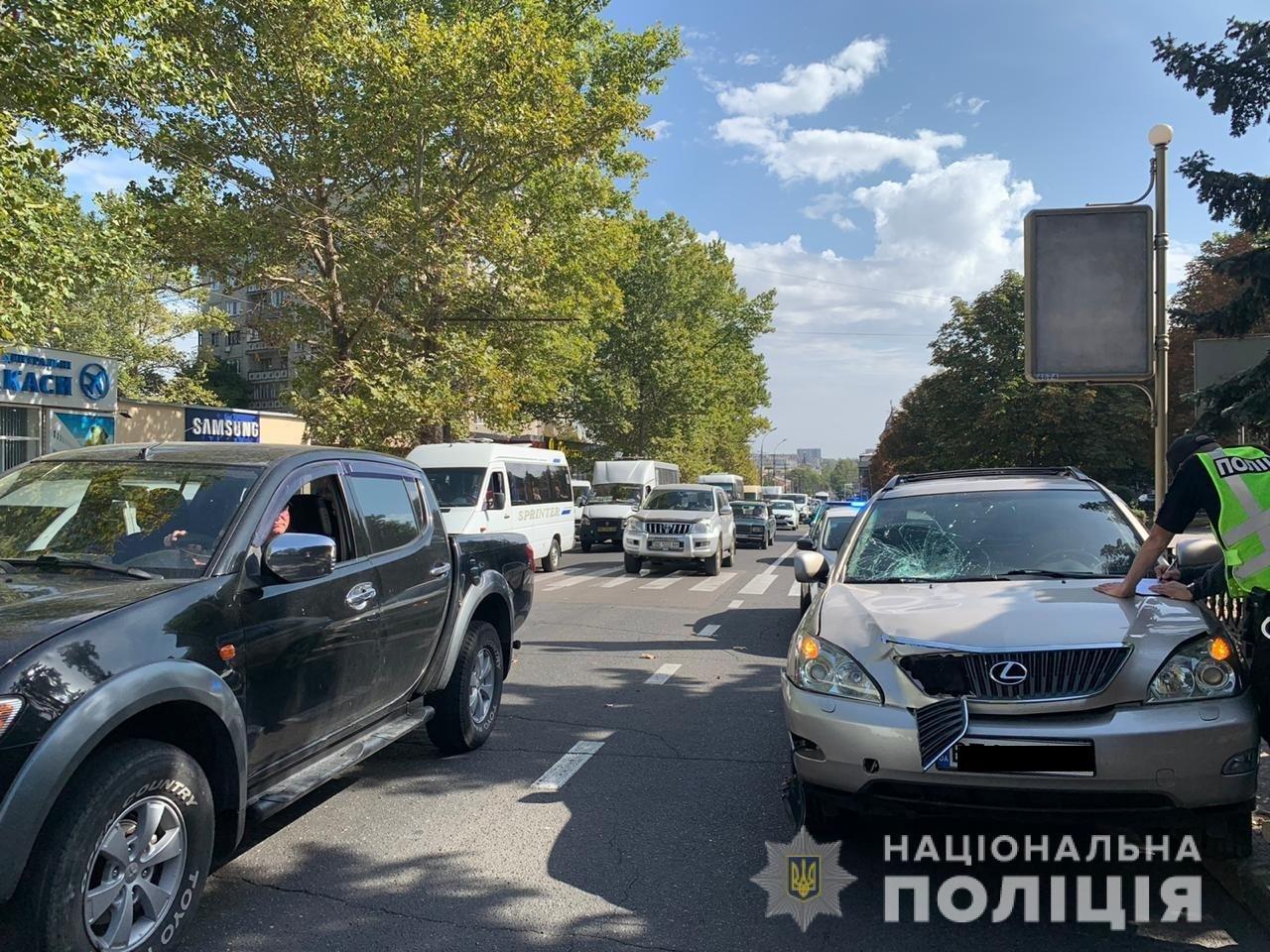 В Николаеве ищут очевидцев ДТП, в котором пострадали двое человек, - ФОТО, фото-1