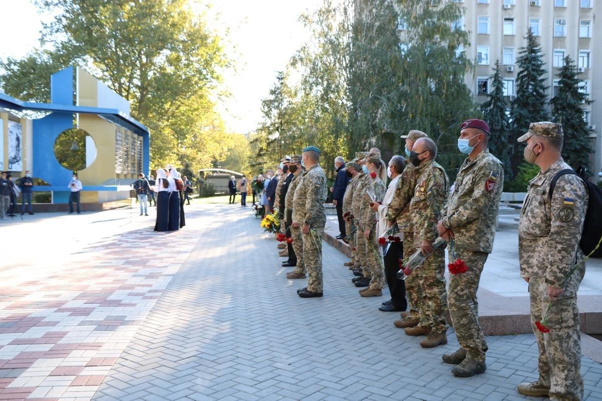 День защитника Украины в Николаеве, - ФОТО, фото-9