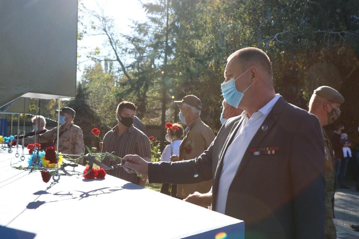 День защитника Украины в Николаеве, - ФОТО, фото-4