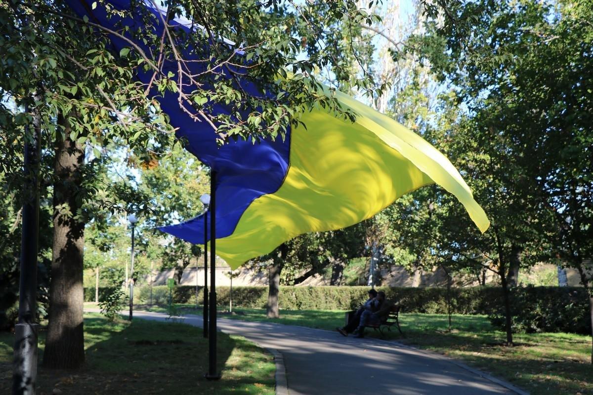 День защитника Украины в Николаеве, - ФОТО, фото-6