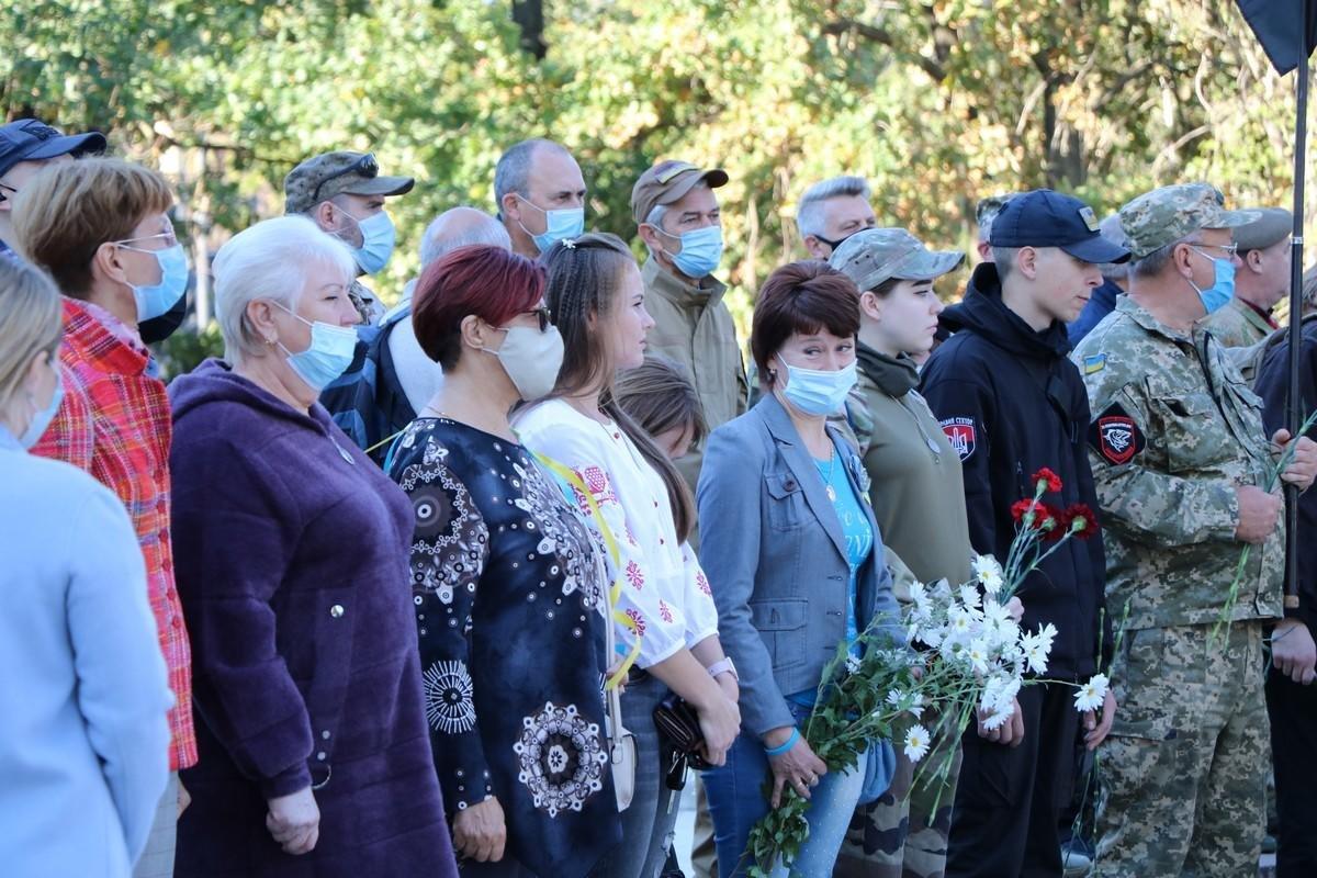 День защитника Украины в Николаеве, - ФОТО, фото-3