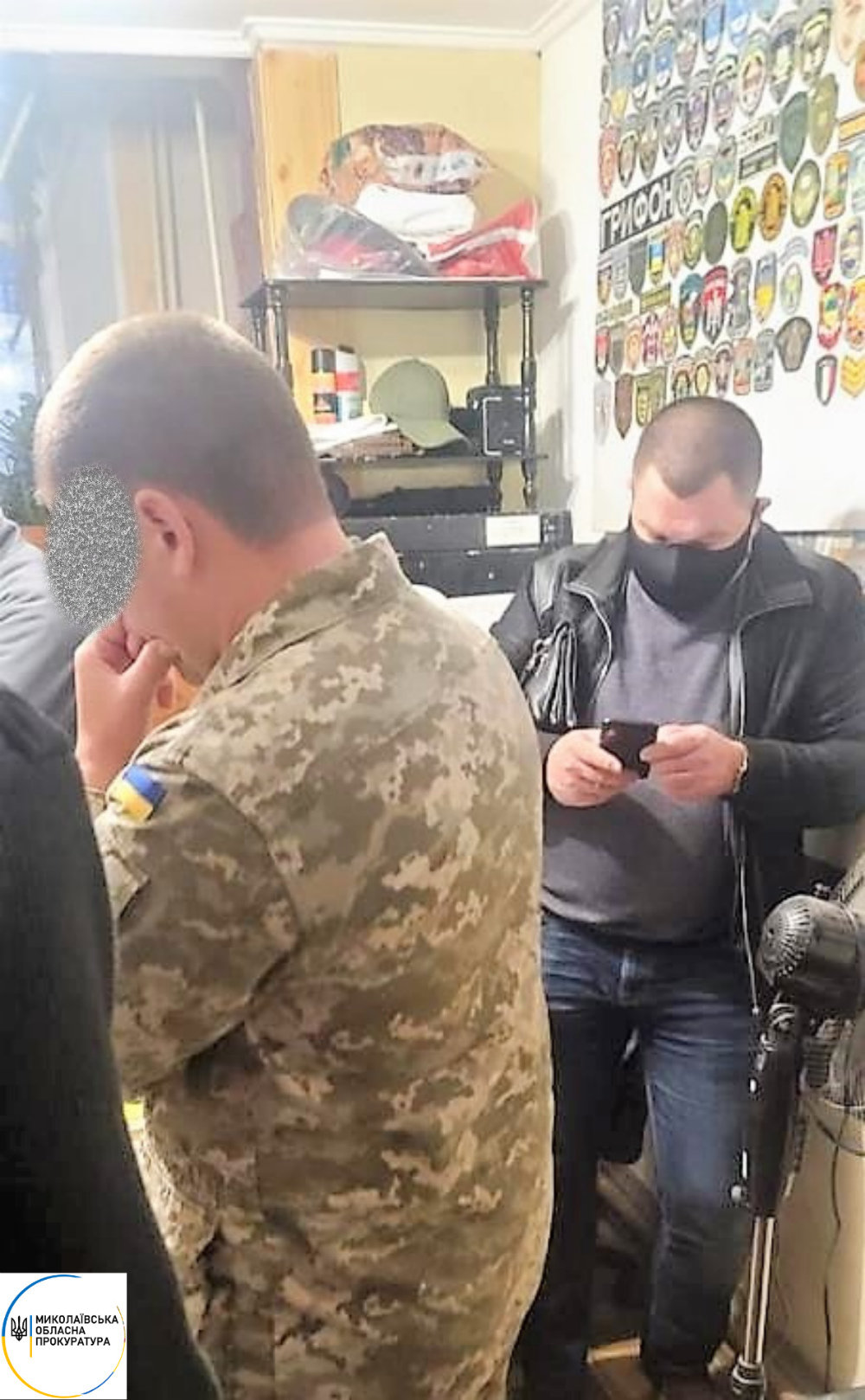 В Николаеве за распространение наркотиков задержан работник СИЗО, - ФОТО, фото-1