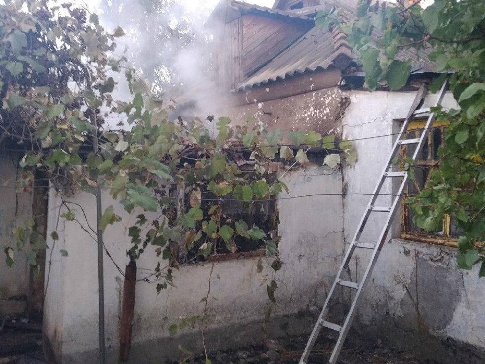 В Николаевской области непотушенная сигарета стала причиной смерти, - ФОТО, фото-1