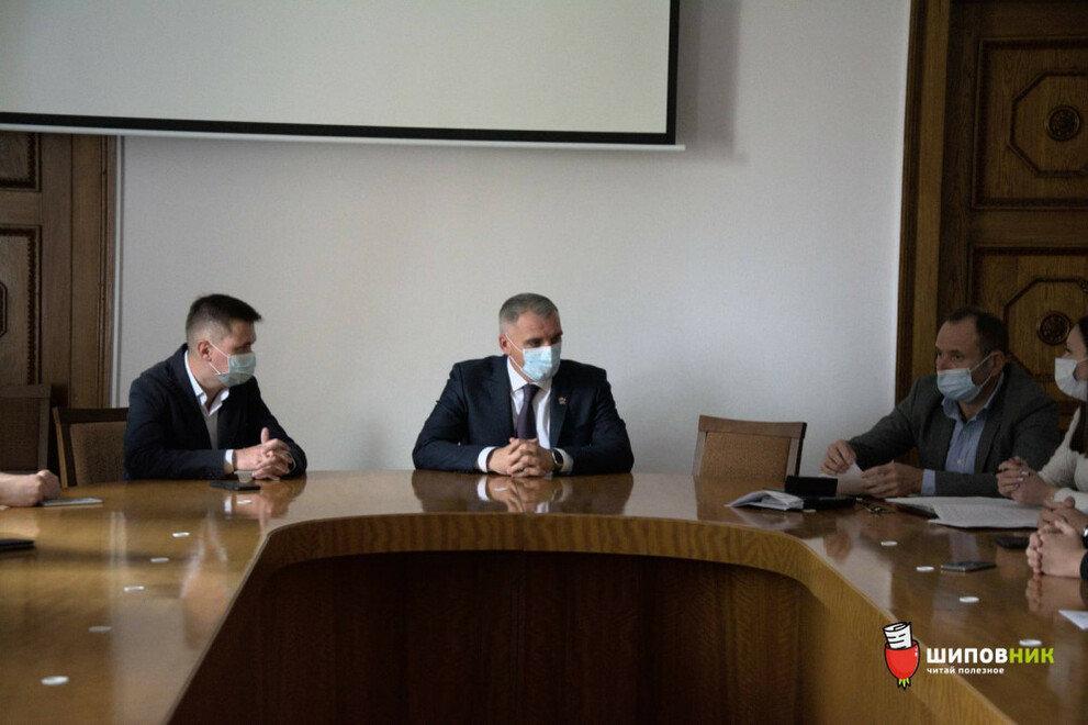 """В Николаеве горсовет встретился с деятелями сферы культуры и общепита, чтобы обговорить дальнейшие условия работы в """"красной"""" зоне , фото-1"""