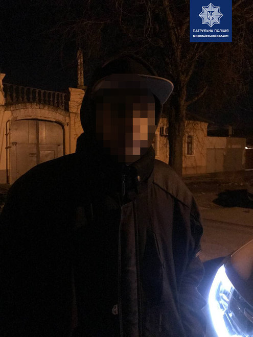 """В Николаеве полиция выявила двух """"закладчиков"""""""
