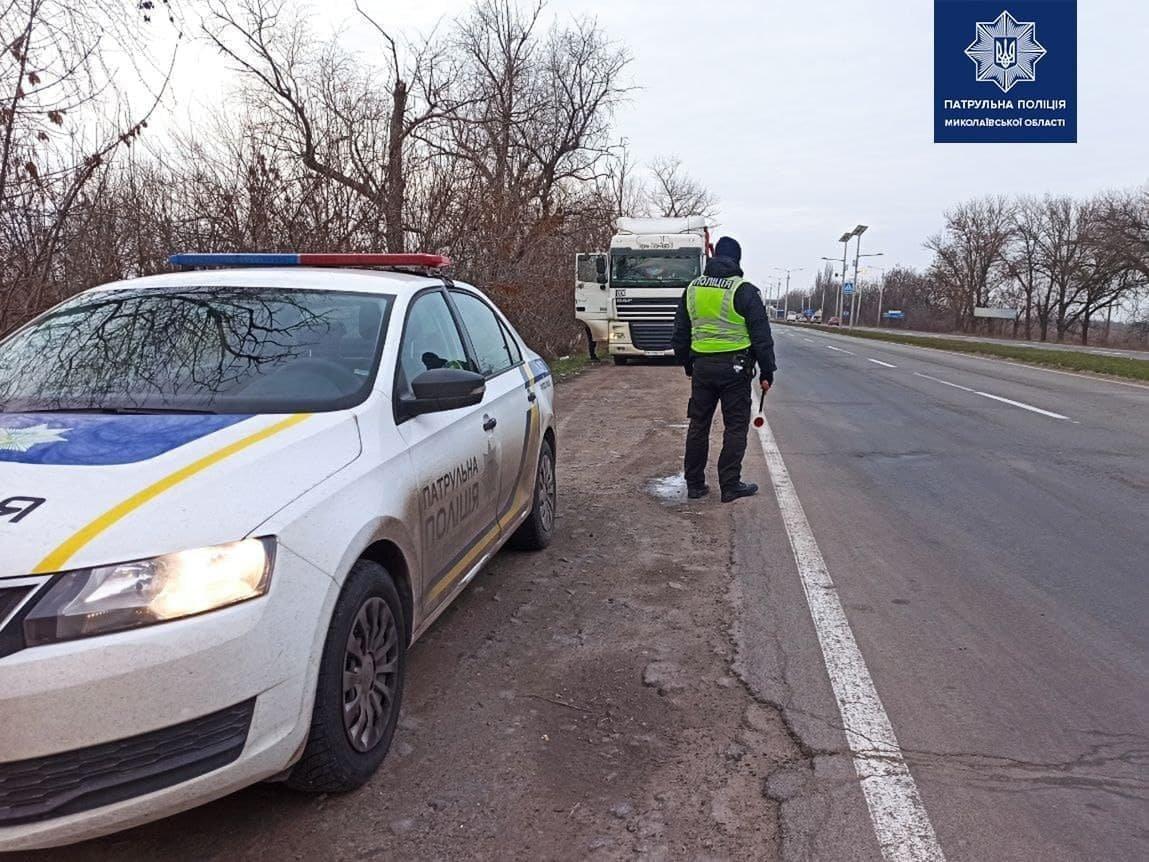 """Въезд фур в Николаев начали ограничивать в """"час пик"""", - ФОТО, фото-2"""
