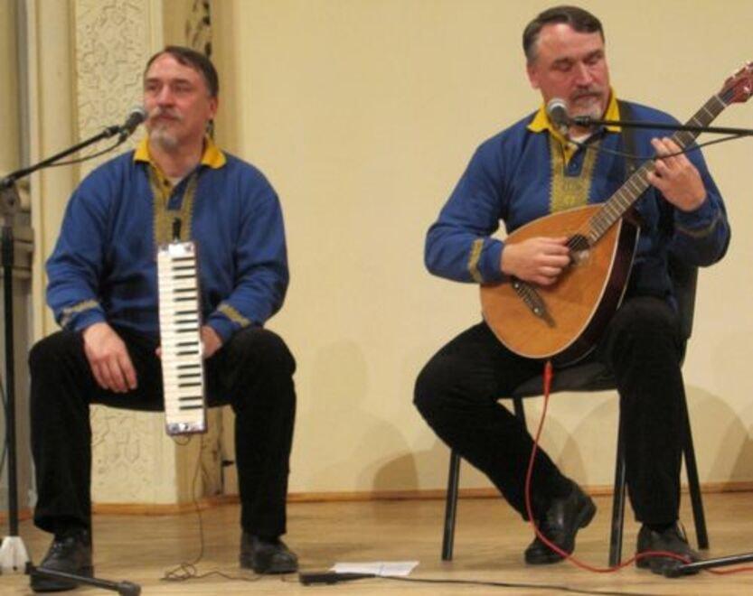 Виталий и Дмитрий Капрановы