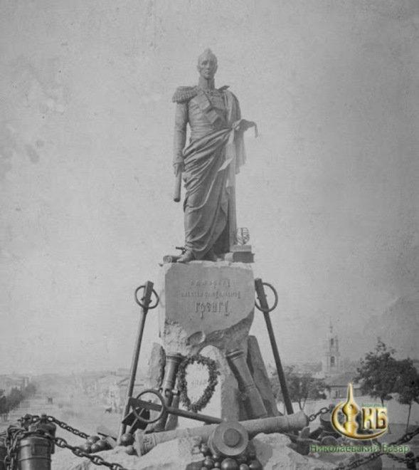 unnamed 601da1f38fc6b - Николаевец виртуально в формате 3D воссоздал точную копию памятника адмиралу Алексею Грейгу