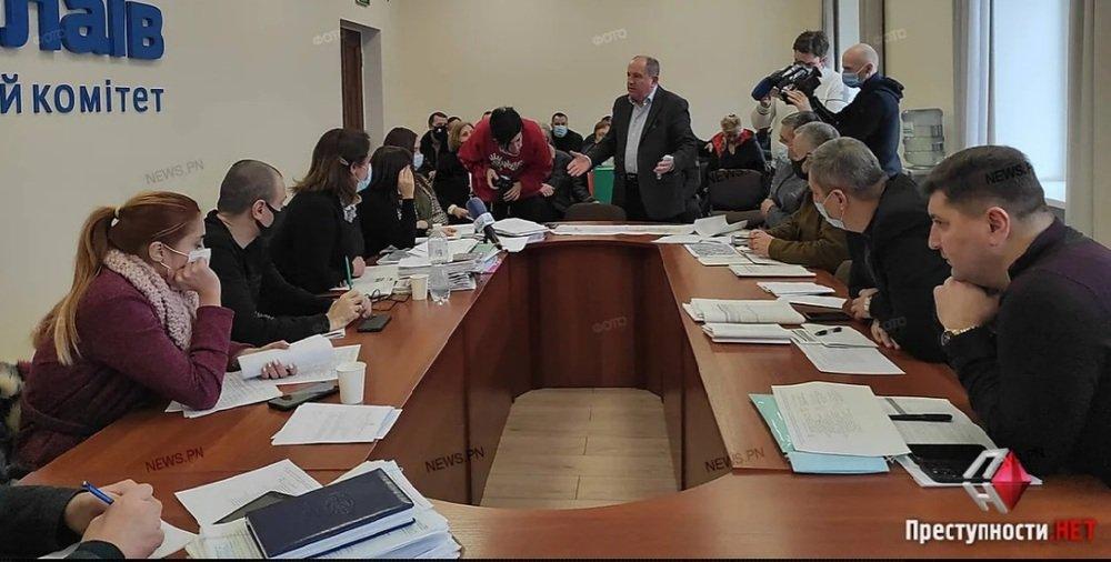 Заседание земельной комиссии
