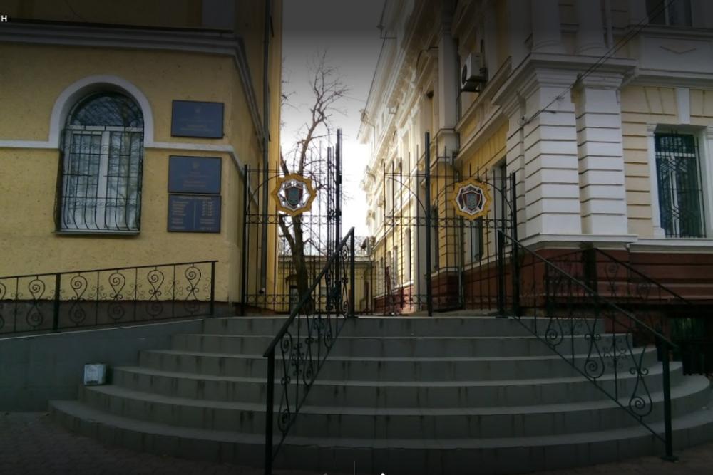 Управление ГМС в Николаевской области