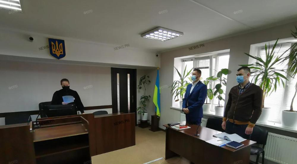 В Николаеве проходило судебное заседание