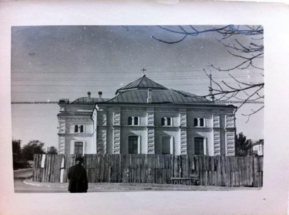 Симеоновская церковь за сутки до взрыва