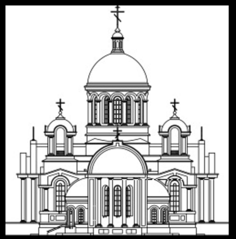 Проект Симеоновской церкви