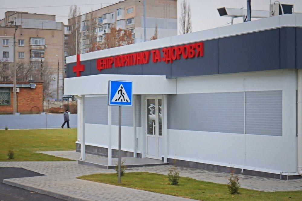 Госпиталь в Корабельном районе