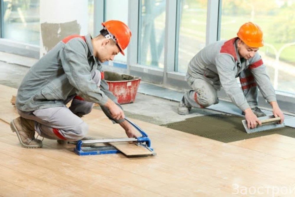 Специалисты по ремонту квартир