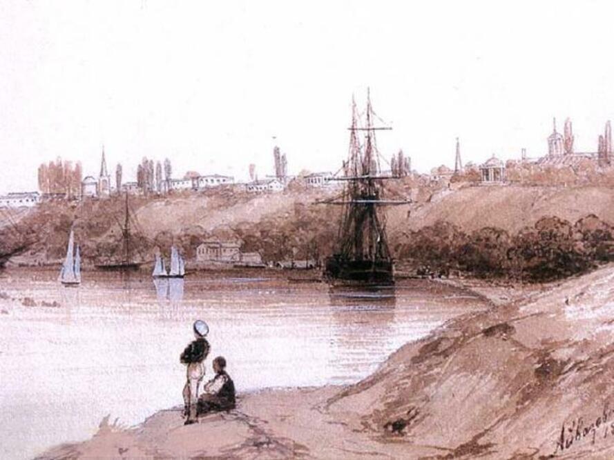 Корабли, Николаев